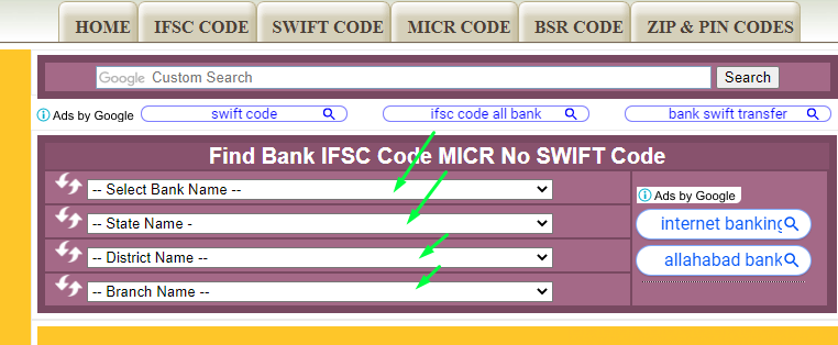 Swift Code Kya Hai?Swift Kaise Pata Kare?